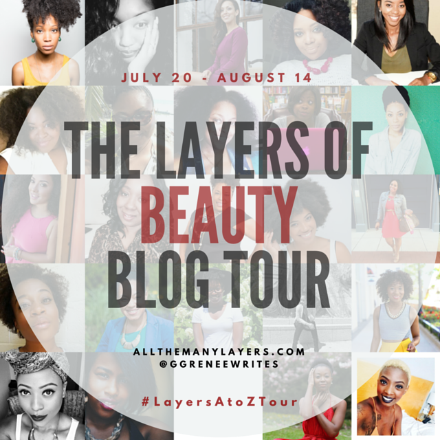 THE LAYERS OF BEAUTY TOUR & GIVEAWAY
