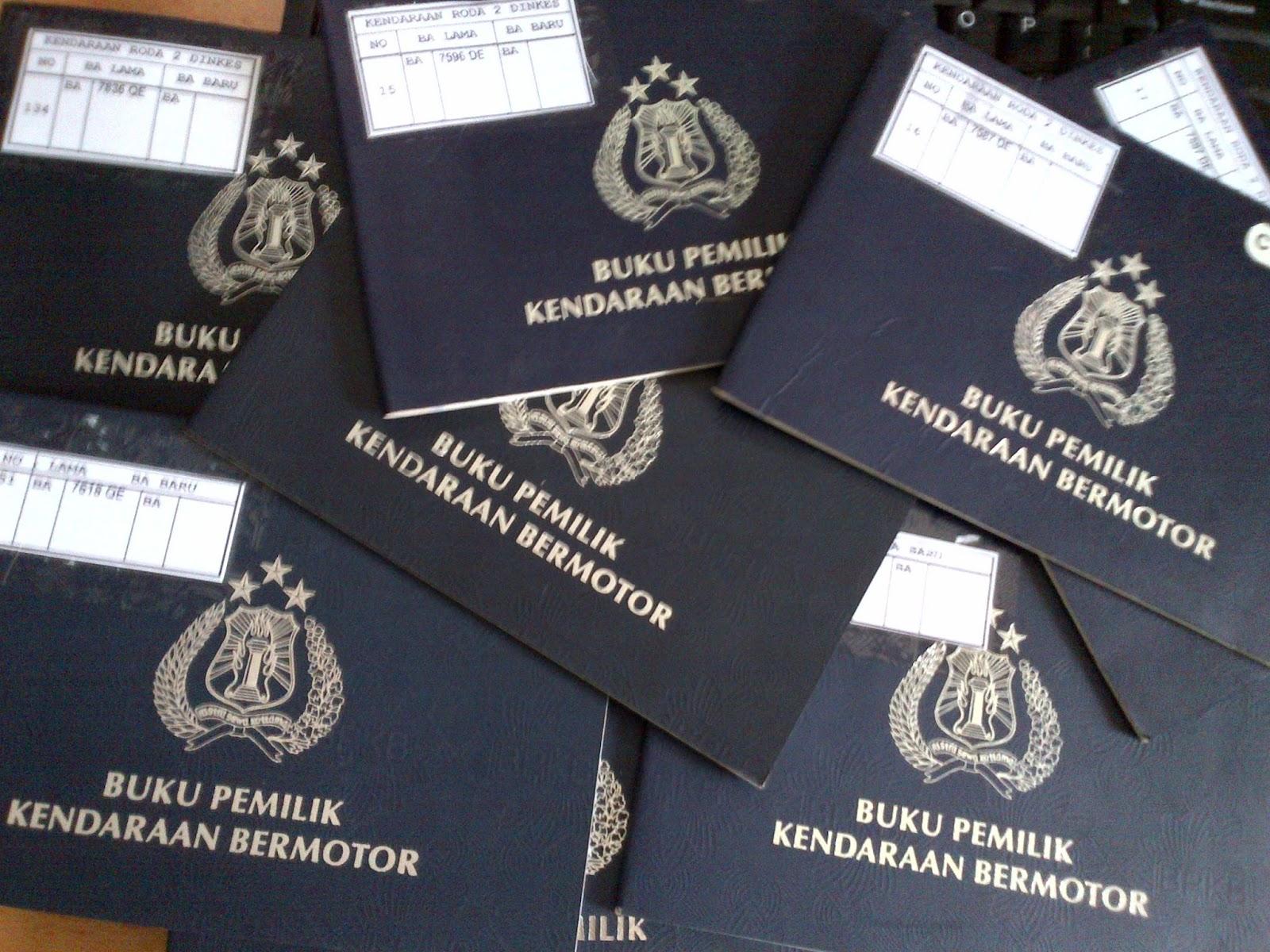 Cara Balik Nama Motor di Samsat Kabupaten Bogor