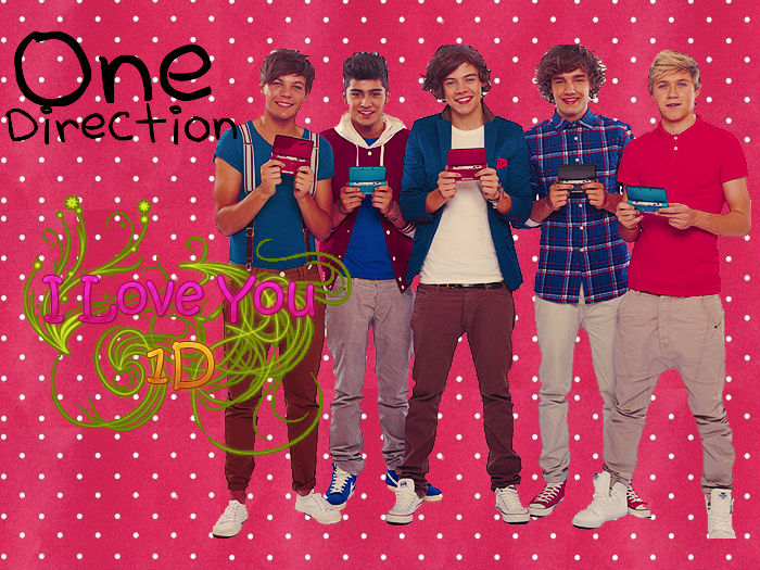 one direction wallpaper for nook color Photo
