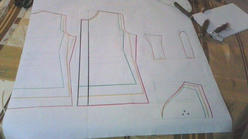 Mariana Creativa: Patrón Camisa Escolar tallas 4,6 y 8!! ideas e ...