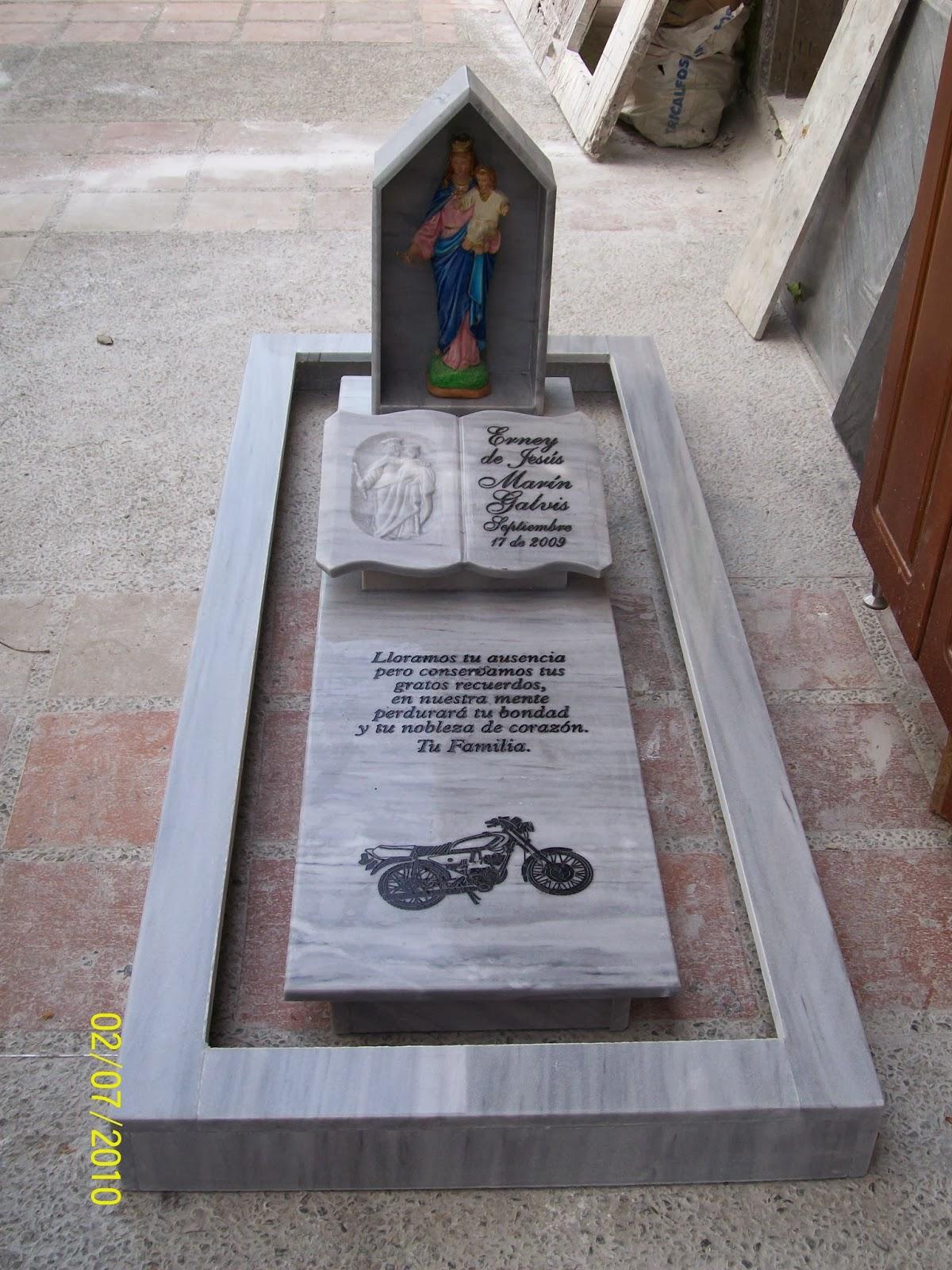 Marmoles la elegancia tumbas for De donde viene el marmol