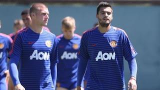 Romero en el Manchester United, el arquero de la seleccion se entrena en Chicago