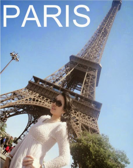PARIS - The City of Love and Lights