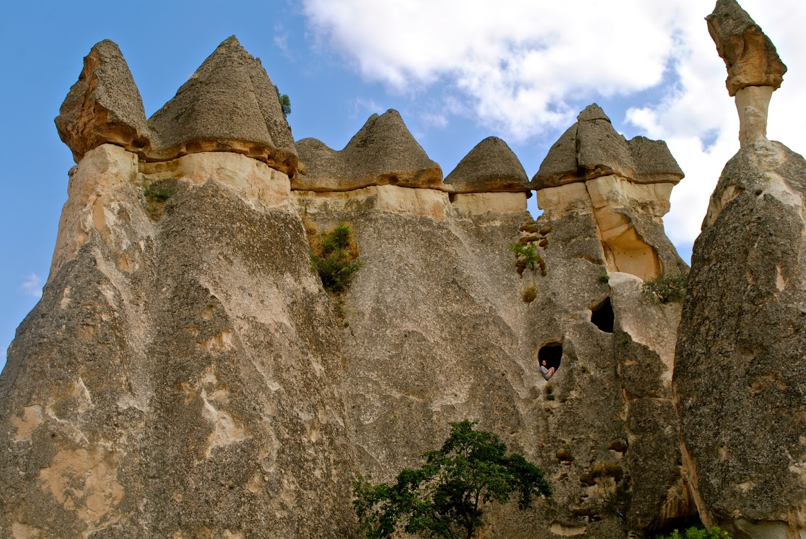 Things to do in Cappadocia : Pasabagi Valley on the Red tour