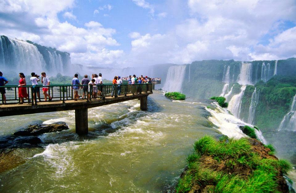 Turismo en las Cataratas de Iguazú