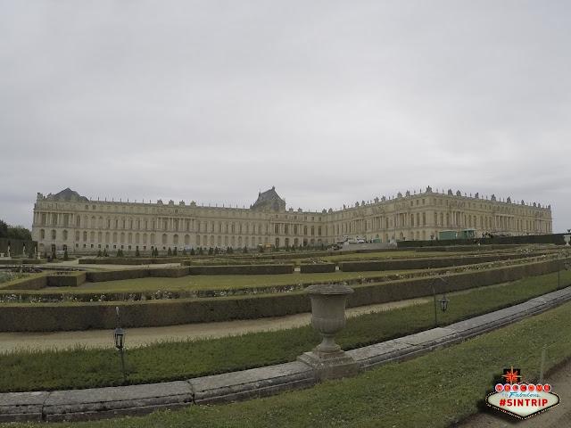 Dia 25: Versailles (França) - Chuva, Palácio fechado e um pequeno sufoco