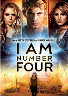 I am number four 2011 movie DVDRip Download Torrent