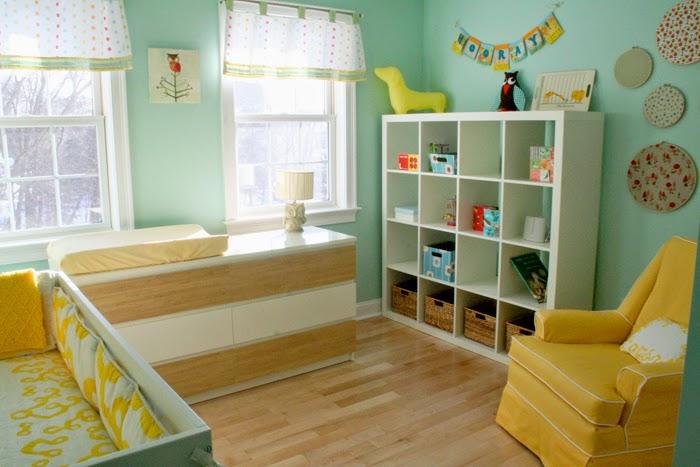 غرف اطفال خضراء 2015 , ديكورات للاطفال ...