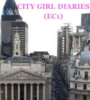 City scene, London
