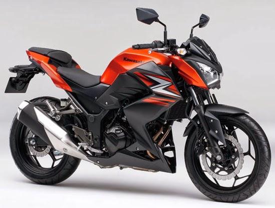 Modifikasi Kawasaki Z250 Mantap Terbaru 2014 | Gambar Modifikasi Motor  title=