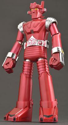 Evolution Toy Dynamite Action Mach Baron Diecast Figure