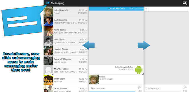Sliding Messaging Pro v4.45 APK