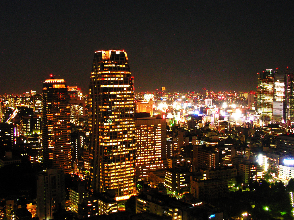 Tokyo japan tourist destinations for Tokyo what to see