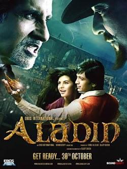 Aladin Tân Thời - Aladin (2009) Poster