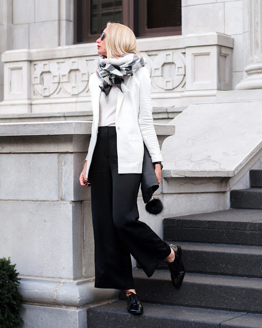black and white on Forage Fashion