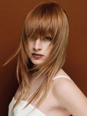 Cortes de cabello largo elegantes