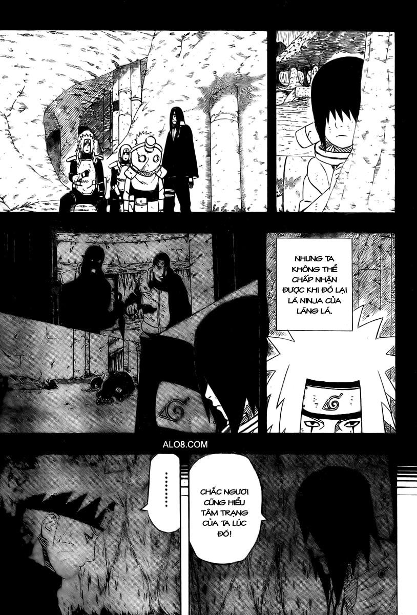 Naruto chap 446 Trang 3 - Mangak.info