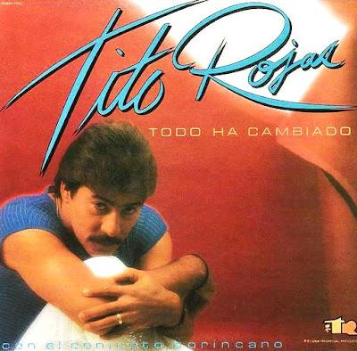 Cantante Tito Rojas joven