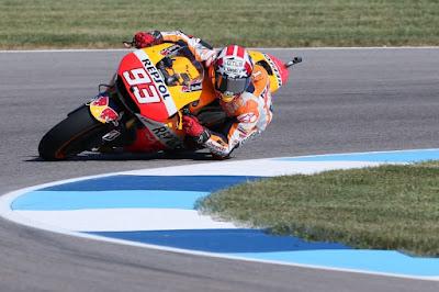 Hasil Lengkap Latihan Bebas 3 MotoGP Indianapolis, Amerika 2015