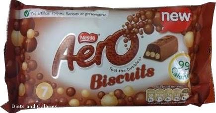 Nestle Aero Chocolate Bar Ingredients