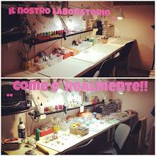Il nostro laboratorio!