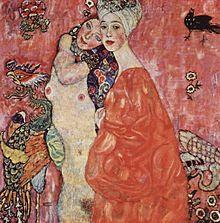 """""""Las amigas"""" (1916-17)"""