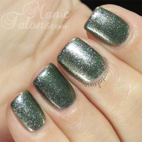Madam Glam Gel Polish Milkyway (#960) Swatch