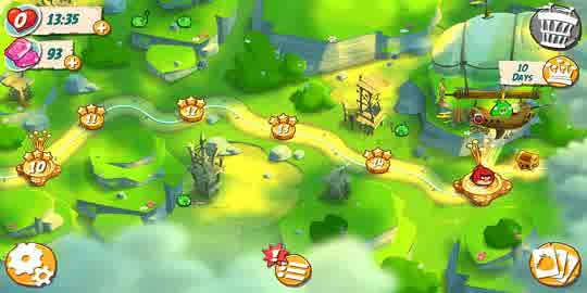 Review Game Android: Angry Birds 2 Terbaru 2015