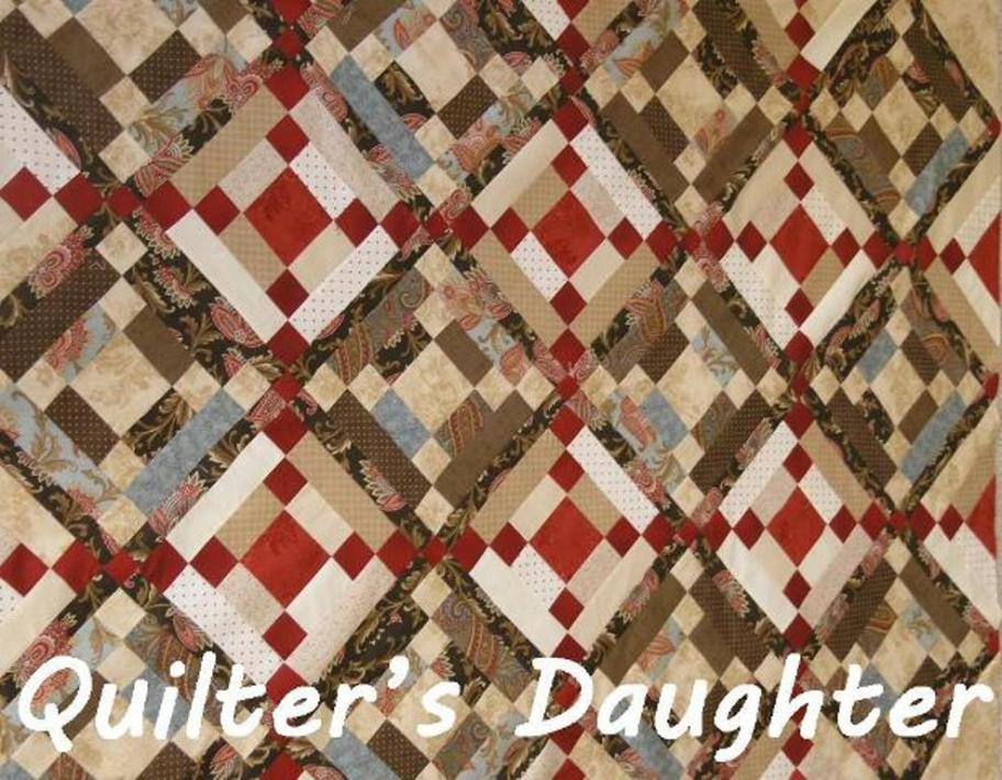 Quilter&#39;s Daughter