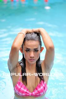 Harazchika Dewi for Popular Magazine, May 2012