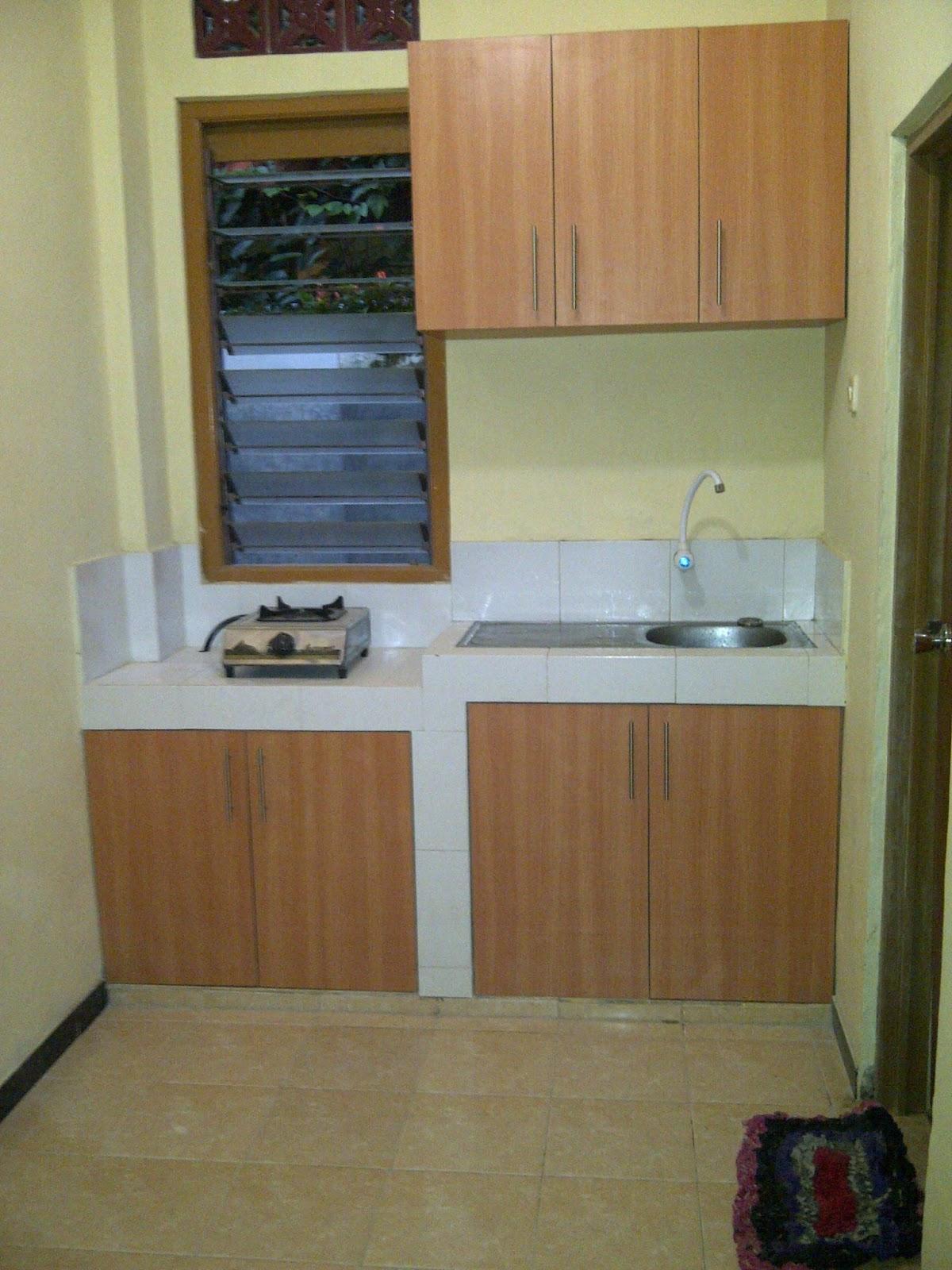 Mebel Jogja Kitchen Set Bapak Muhanto Seturan Yogyakarta