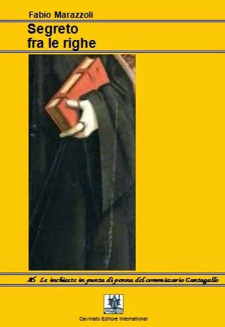 Il giallo pubblicato da Cavinato Editore