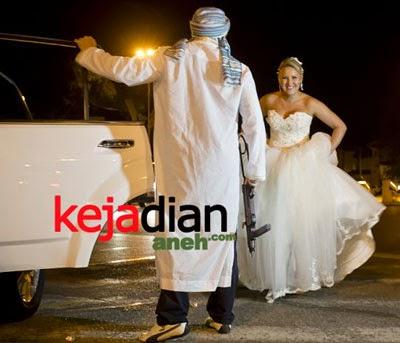 Tradisi menculik pengantin perempuan