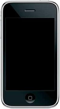 iPhone In DFU Mode Black