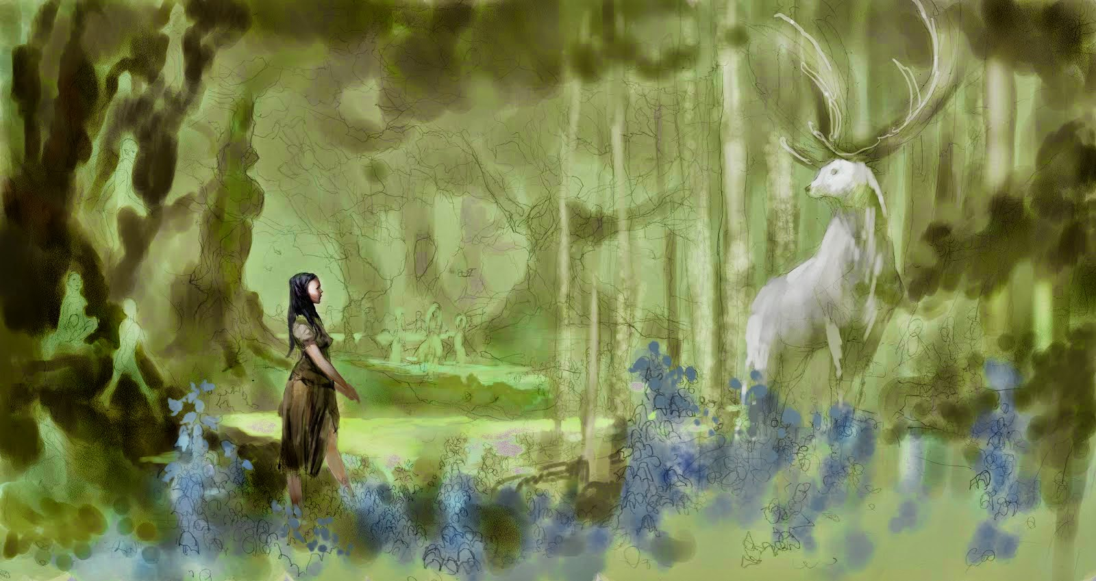 Dragonsfaerieselvestheunseen the magick of the white stag friends followers huggggsss your wendy buycottarizona Images