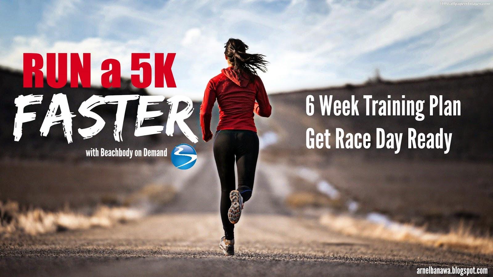 Run a 5K Faster - 5K Training Program - Beachbody on Demand