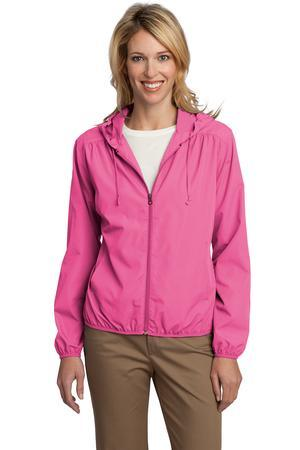 Women's Hooded Essential Jacket