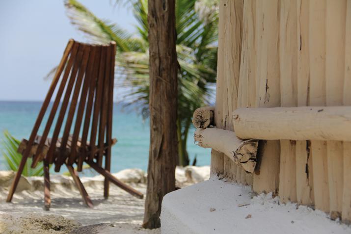 Hoteles cabañas en Tulum, Cancún, Riviera Maya. Papaya Playa Project.