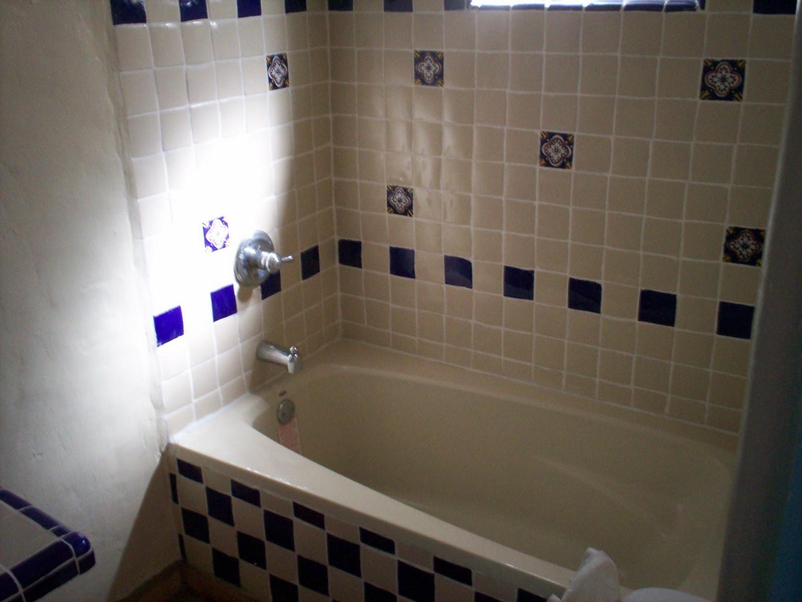 azulejos para bao de en azulejo talavera en tinas duchas y lavabos de los baos azulejos para bao de talavera