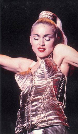 YouTube Madonna