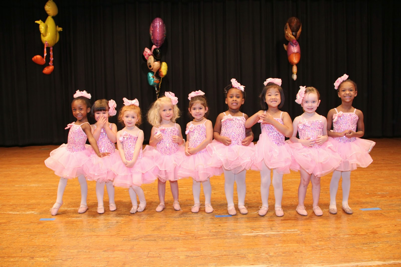 charlotte toddler dance schools
