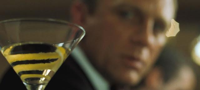 Dry, Vesper, Martini.
