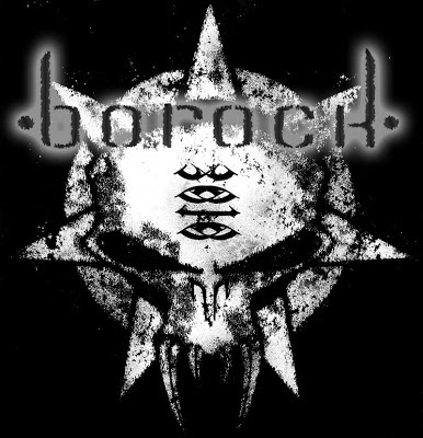 Borock Band Death Metal Panjalu Kawali Ciamis Artwork Logo Wallpaper