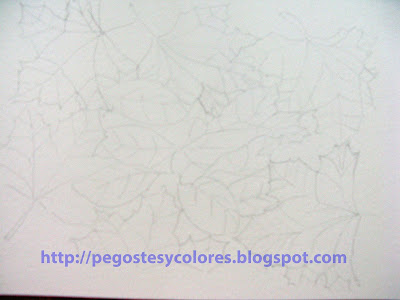 Pegostes y Colores