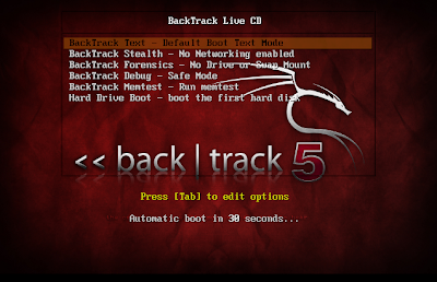 BackTrack 5