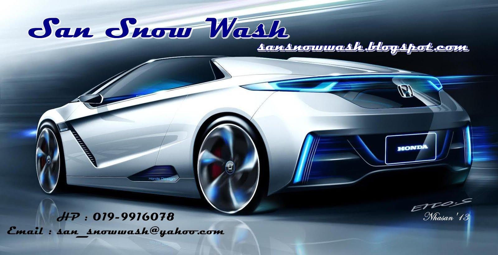 San Snow Wash