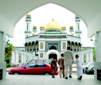 brunei jamee ashr Hassanal bolkiah mosque