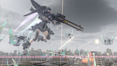 Earth Defence Force 2025 Reveal Screenshot - We Know Gamers