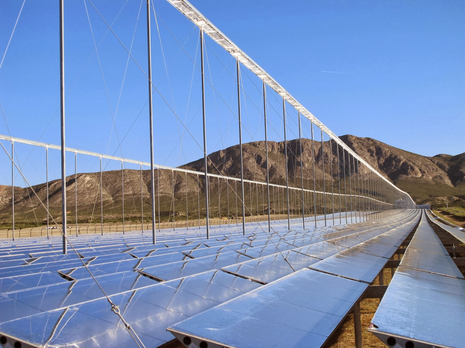 Concentrated Solar Power CSP – How it Works – HELIOSCSP