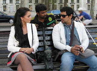 Vikram and Amy jackson stills from I movie
